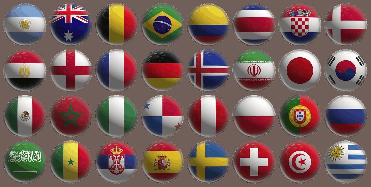 מדינות